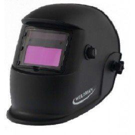 D Przyłbica Automatyczna BLACK WE-500S