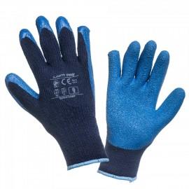 LAHTI PRO Rękawice Ocieplane Niebieskie