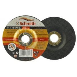 Schmith Tarcza Do Szlifowania Metalu 125x6,8x22