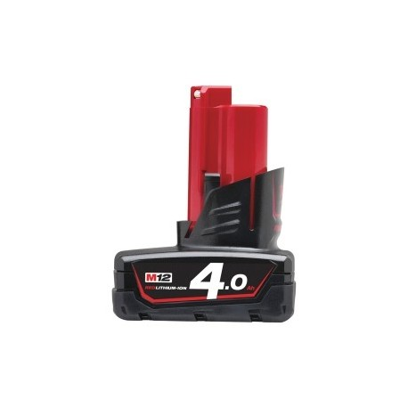 MILWAUKEE Akumulator M12 B4 (4Ah)