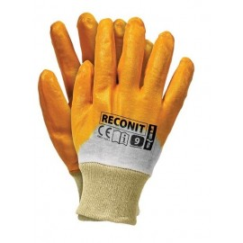 REIS Rękawice Nitrylowe