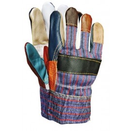 REIS Rękawice Lico Kolorowe Ocieplane