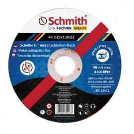 SCHMITH Tarcza Do Cięcia Metalu 350x3,5x32
