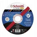 SCHMITH Tarcza Do Cięcia Metalu 125x1,0x22