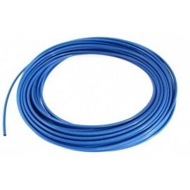DELTA-TECHNIKA Przewód PU 10x6.5 Blue