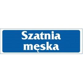 ANRO Znak Bezpieczeństwa  ZZ-46F90x240