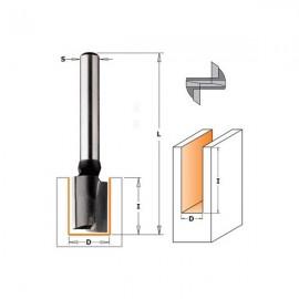 CMT Frez prosty z ostrzem wiercącym 8 mm
