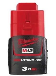 MILWAUKEE Akumulator M12 B3 (3Ah)