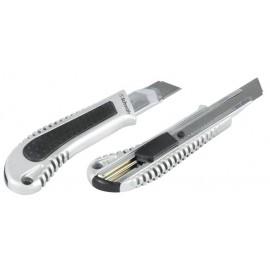 SCHMITH Nóż Ręczny z Ostrzem Łamanym 18mm