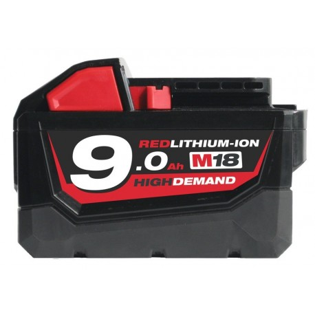 MILWAUKEE Akumulator M18 9Ah