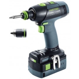 FESTOOL Wkrętarka T18+3 5.2-Plus