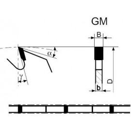 FABA Piła spiekowa PI-503 350x3,5/2,3/70 z-24+4 GM