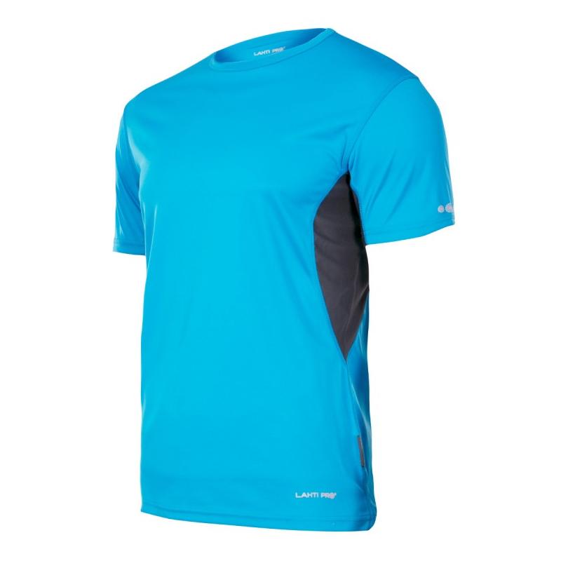 6cd9de45c7eec3 LAHTI PRO Koszulka Funkcyjna Niebieska 120g – cena i opinie   Sklep Mardrew
