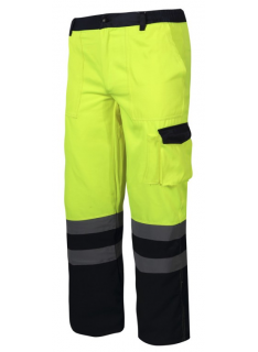 2eb6394a133edf LAHTI PRO Spodnie Ostrzegawcze Żółte – cena i opinie | Sklep Mardrew