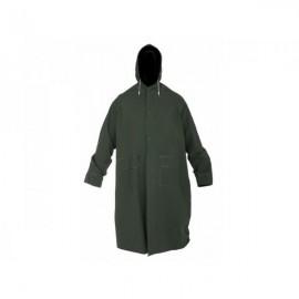 LAHTI PRO Płaszcz przeciwdeszczowy z kapturem