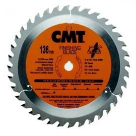 CMT Piła spiekowa 130x1,3/0,8/16 z-12 FTG+ATB25