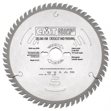 CMT Piła spiekowa 300x3,2/2,2/30 z-36 ATB15