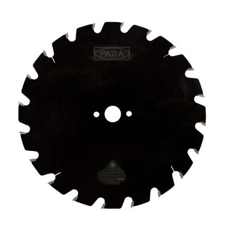 FABA Piła spiekowa PI-550 450x4,0/3,0/30 z-28 GAM