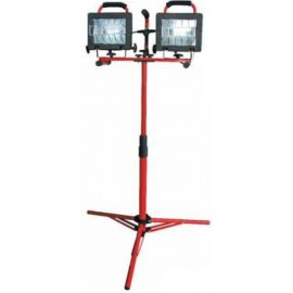 PRO Lampa Na Statywie Regulowana 2x500W