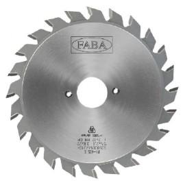 FABA Frez piłkowy PI-405T 125x2,8-3,6/20 z-24 GM