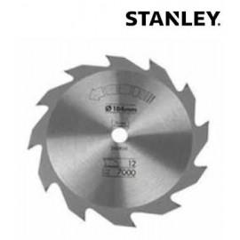 STANLEY Piła Spiekowa 160x16mm z-40