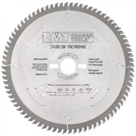CMT Piła spiekowa 300x3,2/2,2/30 z-100 FTG+ATB