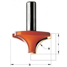 CMT Frez 927.080.11 D-28,6x12,7 d-8mm R ćwierć.