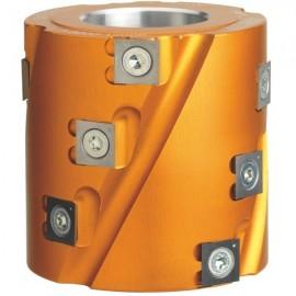 CMT Głowica Aluminiowa na płytki wymienne