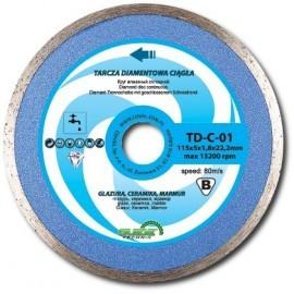 COVAL Tarcza Diamentowa Ciągła 230mm