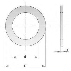 GLOBUS Krążek Redukcyjny 32/30 mm