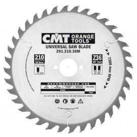 CMT Piła spiekowa 216x2,8/1,8/30 z-48 ATB 5neg.