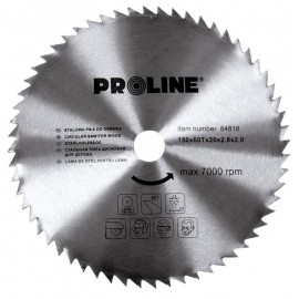 PROLINE Piła 180x2,8/2,0/20 z-60