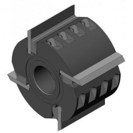 Głowica Profilowa GP-01 122x60/40 z-4