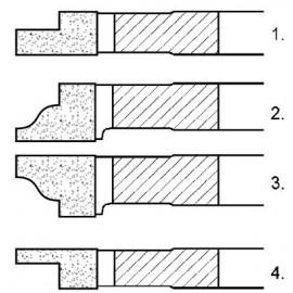 Zestaw Frezów FP-12 140/30 s.4,0