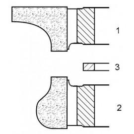 Zestaw Frezów FP-14 160/30 s,3,0