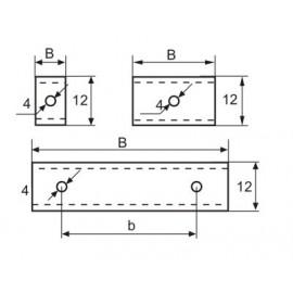 Płytka HM 9,6x12x1,5