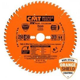 CMT Piła spiekowa 250x1,7/1,2/30 z-60 FTG+ATB25