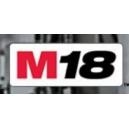 SERIA M18 MILWAUKEE 18V