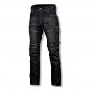 Jeansowe SLIM FIT Czarne