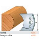 Noże profilowe