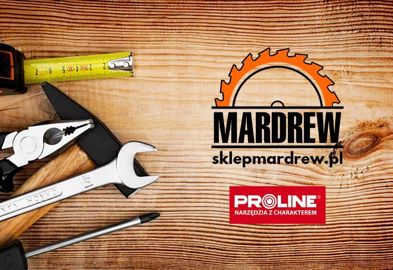 Największy wybór profesjonalnych narzędzi Proline